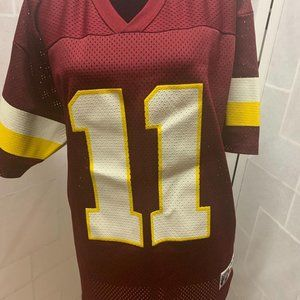 Vintage Logo 7 NFL Washington Redskins Football Je